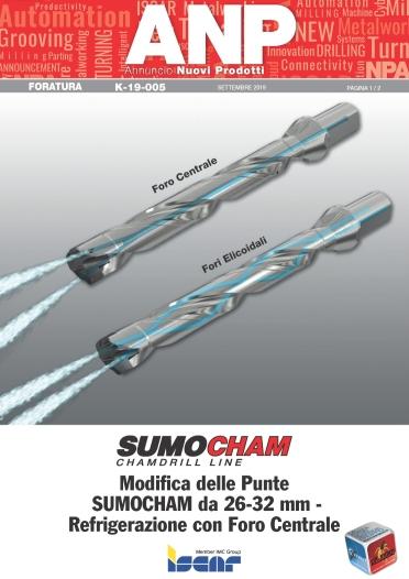 K-19-005 - Modifica punte SumoCham
