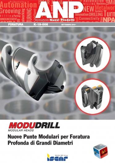 K-19-006 - Nuove punte ModuDrill