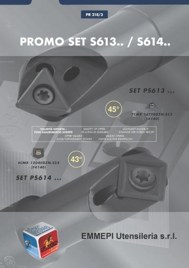 PR-218-3_PROMO_S613-S614-28-03-18-I-S-pro - fino esaurimento scorte