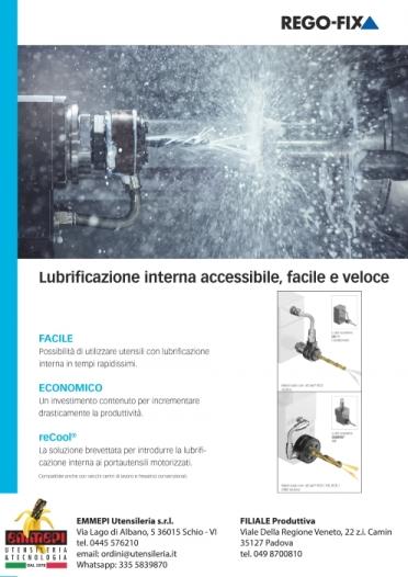 PROMOZIONE REGO-FIX: lubrificazione interna <br /> <h5> scadenza 31/12/2021</h5>