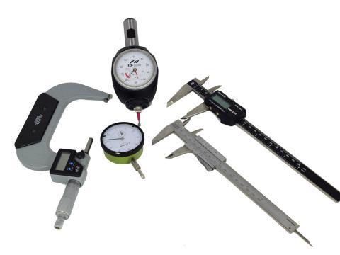 Strumenti di misura e controllo