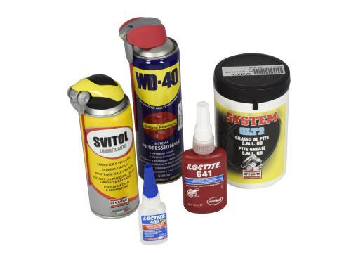 Prodotti chimici e tecnici